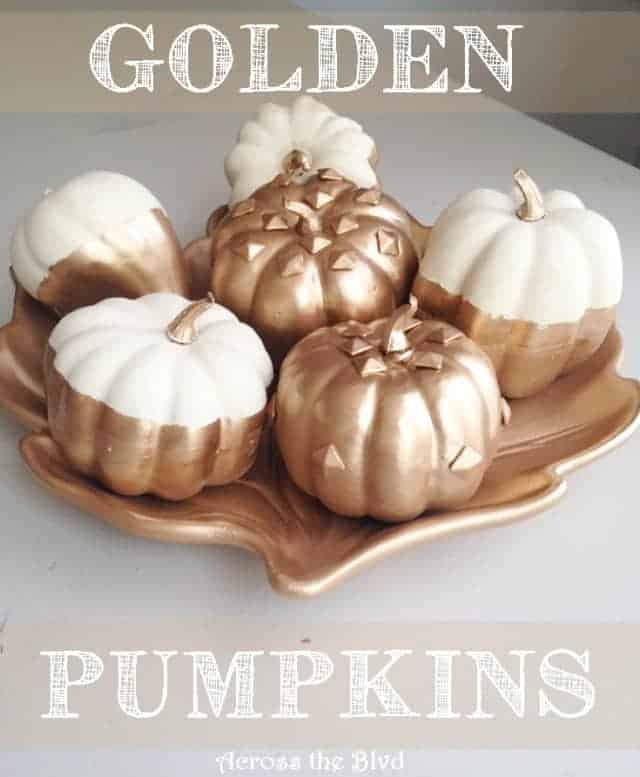 20 Pumpkins Crafts | The Johnsons Plus Dog