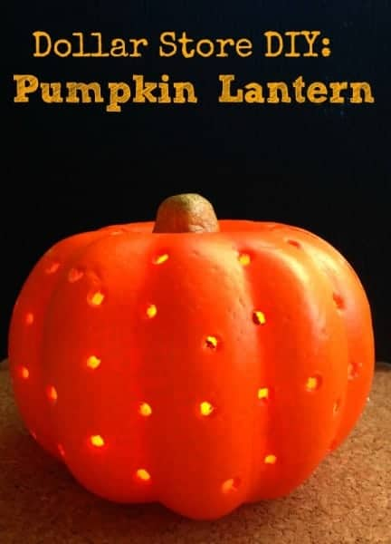 20 Pumpkins Crafts | The Johnsons Plus Dog