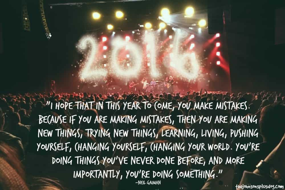 New Years Quote | New Year Wish | Try Something New