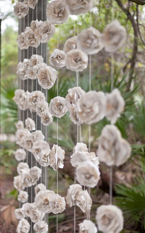 Creative Wedding Ceremony Decor Ideas Making Manzanita