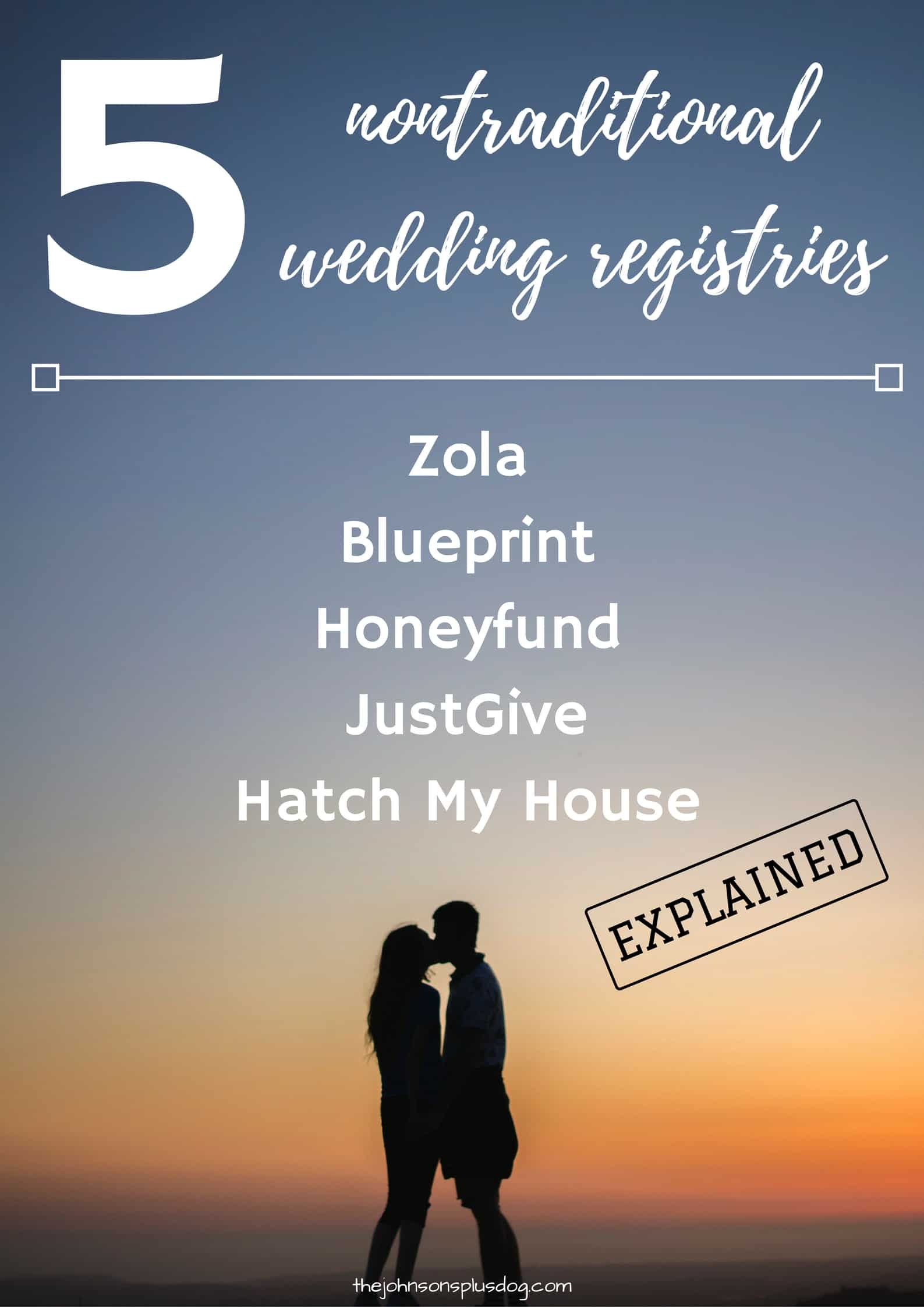 5 nontraditional wedding registries making manzanita 5 nontraditional wedding registries malvernweather Choice Image