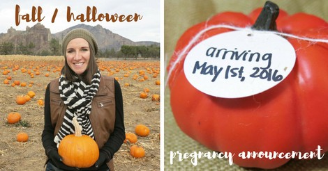 facebook-fall-pregnancy-announcement