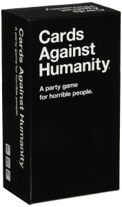 Gift Guide for Newlyweds | Gift for Newlyweds | Christmas Gift Ideas | Cards Against Humanity because every new couple needs some fun games for entertaining