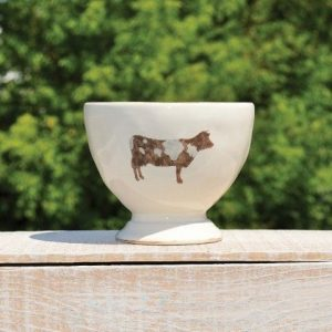 Bessie Cow Bowl | Great gift ideas for your farmhouse friend | What to buy for farmhouse style friend