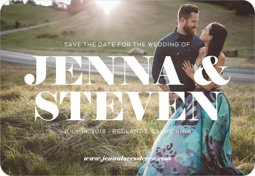 Creative Save The Date Ideas The Johnsons Plus Dog – Save the Wedding Date Ideas