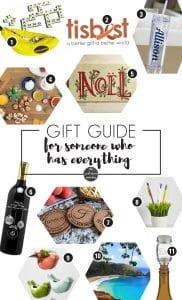 Gift Guide For Someone Who Has Everything | What To Buy For Someone Who Has Everything | Someone That Has Everything | Christmas Gift Ideas | Christmas Presents | Hard to Buy For People | People That Are Hard To Buy For