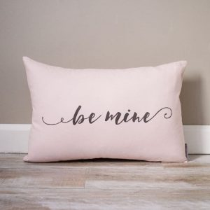 be mine pillow | farmhouse pillow | valentine's day pillow | be mine calligraphy | Unique Valentine's Day Gifts from Etsy | Etsy Gift Guide | What to get for your husband for Valentine's Day | What to get for your kids for Valentine's Day | What to get for your wife for Valentine's Day | Vday gifts | Vday presents | Unique etsy finds | Vday gifts from Etsy | Handmade Valentine's Day gifts | Valentines Gift Guide | Unique gifts from Etsy | Etsy finds | Vday gifts from Etsy | What to buy for your wife for Valentine's day | Gifts for her | Gifts for him | Gifts for kid | Vday gifts