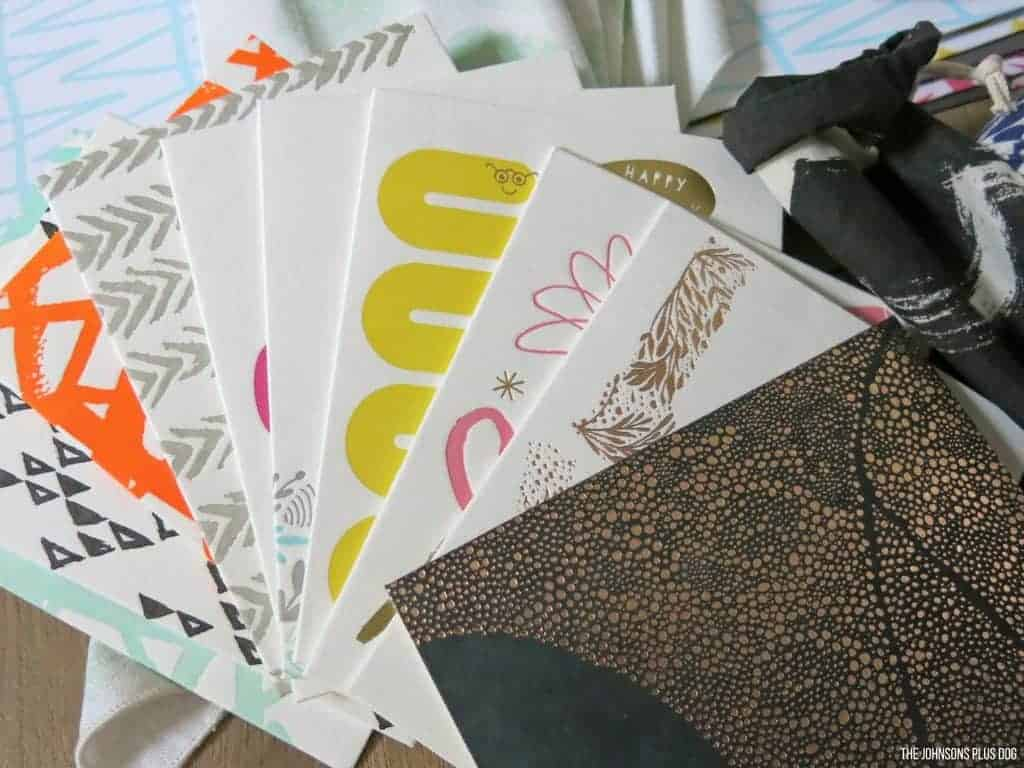 Minted More Membership Review | A Look Inside the Minted More Gift Box | Thinking about signing up for the Minted More Annual Membership? | Minted More Club | Minted More Discounts | Box for Minted More | Independent Artists | Gift Wrap | Letter press greeting cards | Table runner | Napkins
