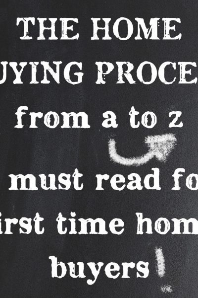 Home Buying Process For First Time Home Buyers