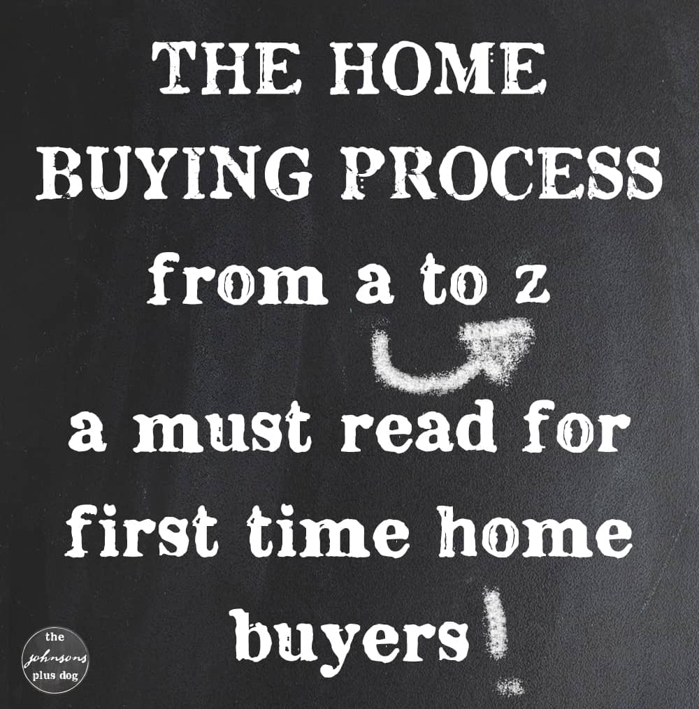 Home Buying Process from A to Z – A Must-Read for First Time Home Buyers!