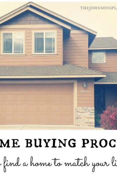 Home Buying Process: How to Find a Home to Match Your Lifestyle
