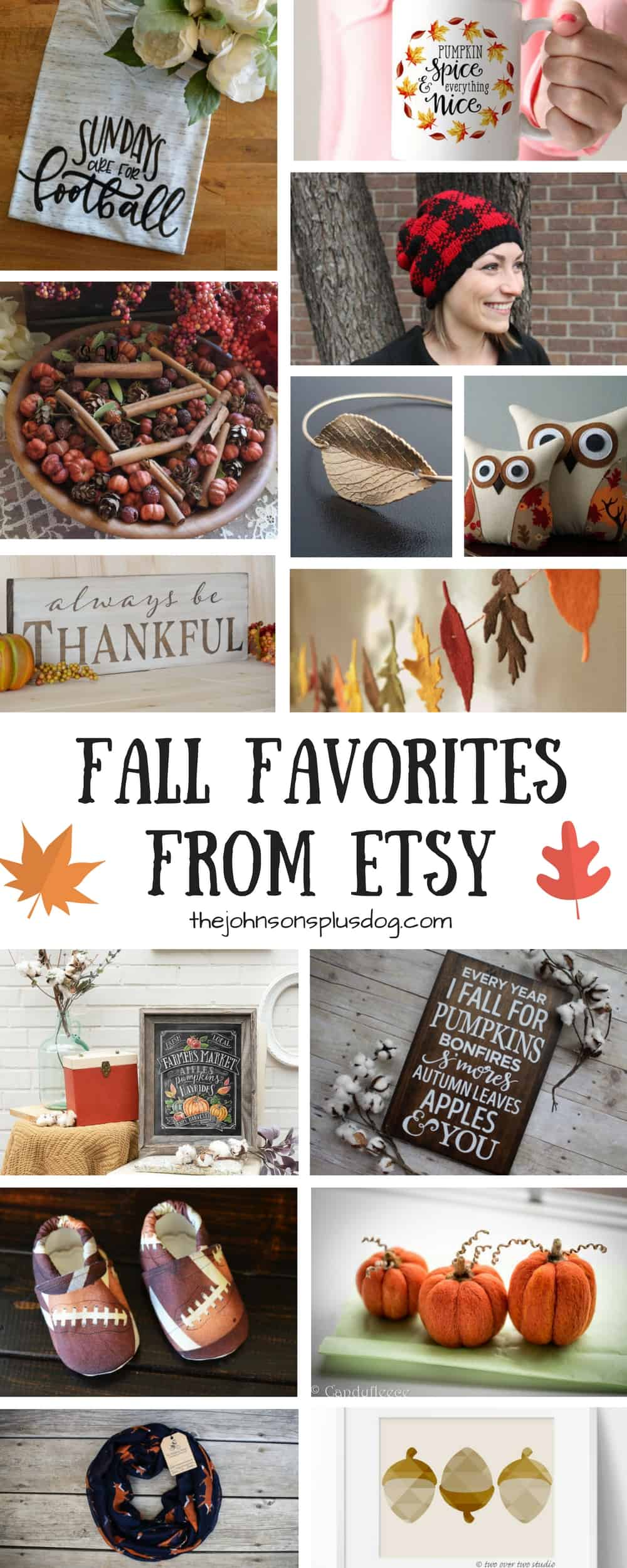 14 Fall Favorites from Etsy