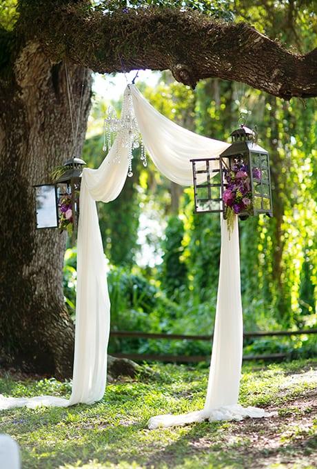 Creative Wedding Ceremony Decor Ideas