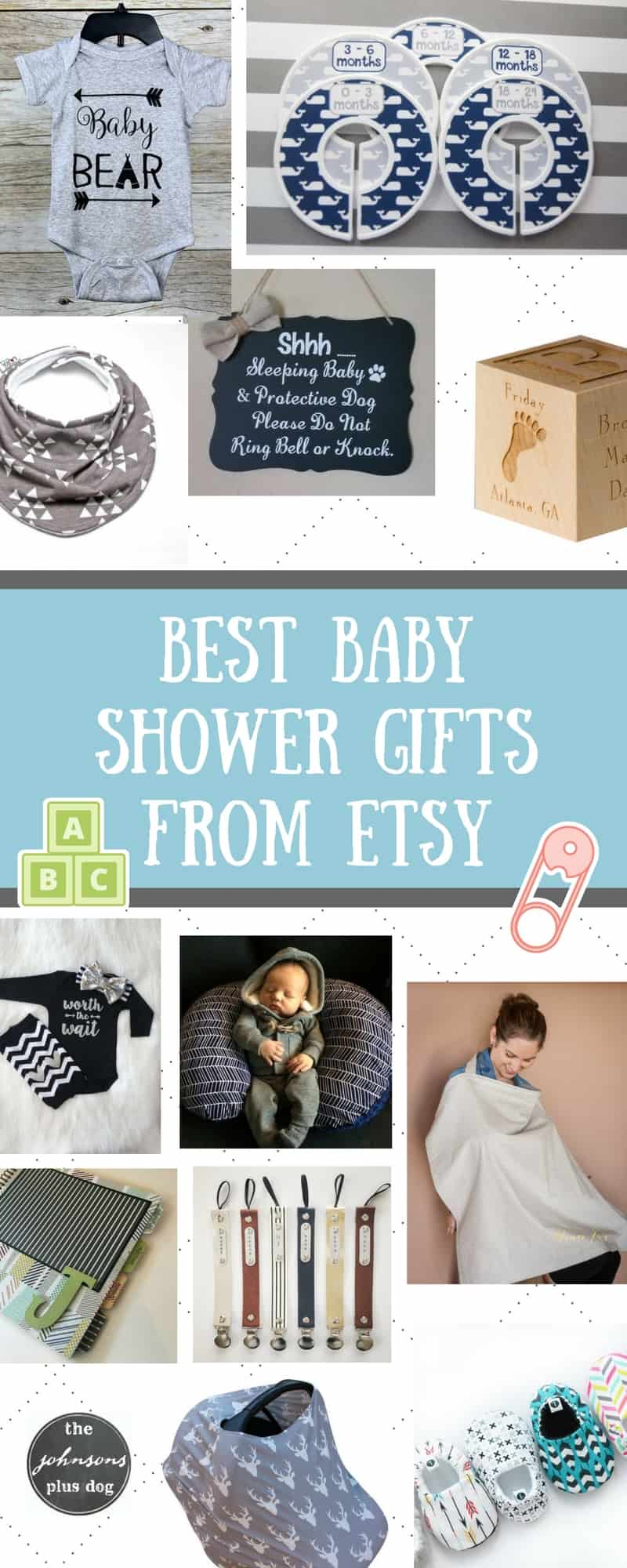 best baby shower gifts from etsy baby shower gift ideas baby