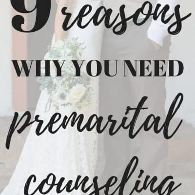 Premarital Counseling – Why You Need It & What To Expect