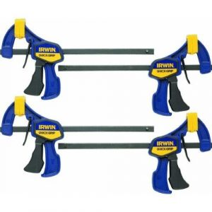 Irwin small clamps