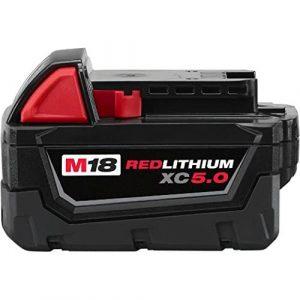 M18 Milwaukee tool battery pack