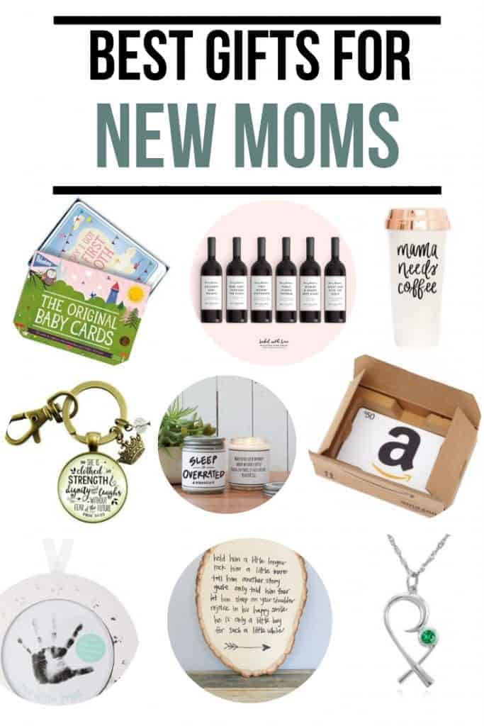 Best Gifts For New Moms Making Manzanita