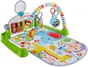 Fisher price play and piano gym