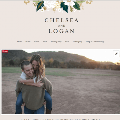 How to Create a Wedding Website That Will Amaze Your Guests