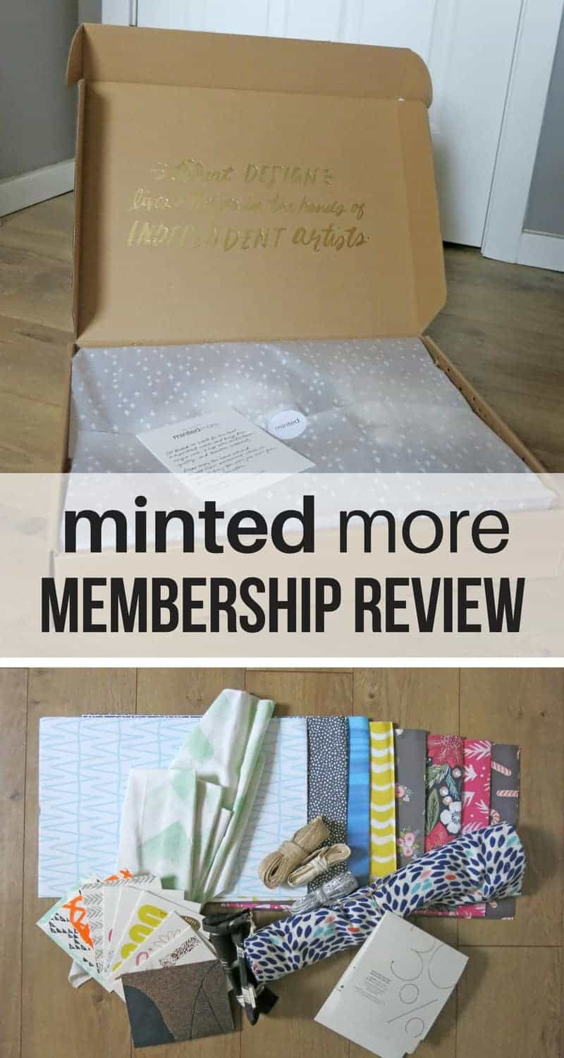 Minted More Membership Review