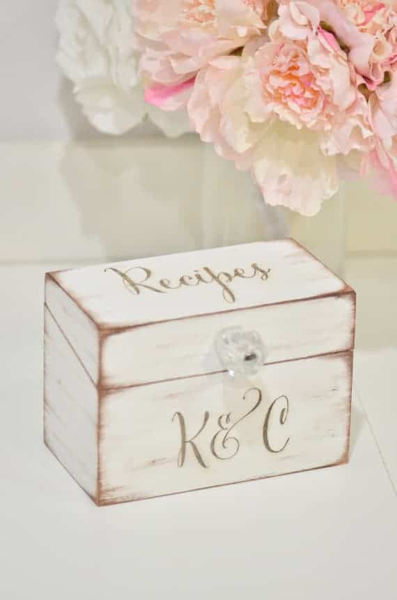 Wedding Gift Ideas For French Couple :  The Best Bridal Shower Gifts From Etsy Bridal Shower Gift Ideas ...
