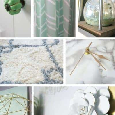 $380 Paypal Cash Spring Giveaway (and a sneak peek into my marble and gold office room reveal)