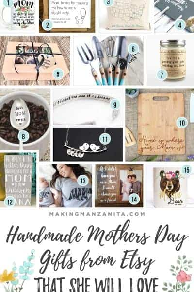 Creative Mother's Day Gifts from Etsy That She'll Love