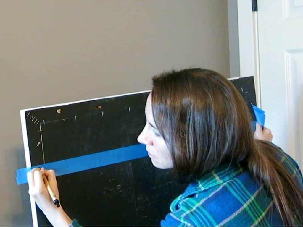 hacks to hang art