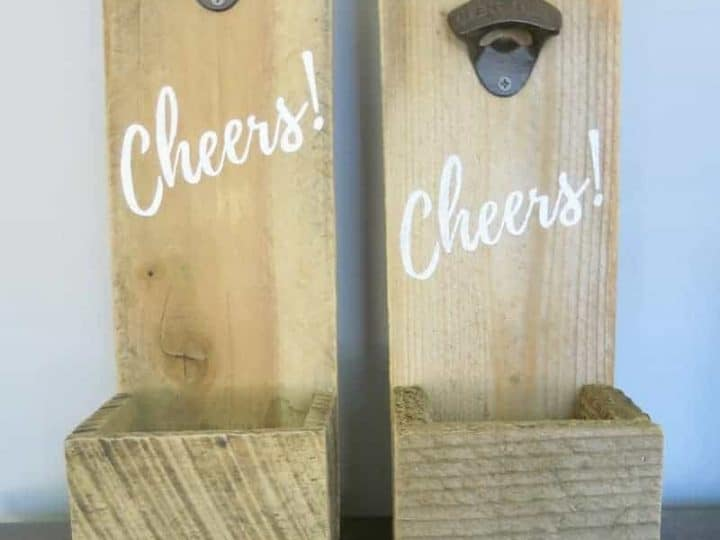 Diy Wood Bottle Opener Great Father S