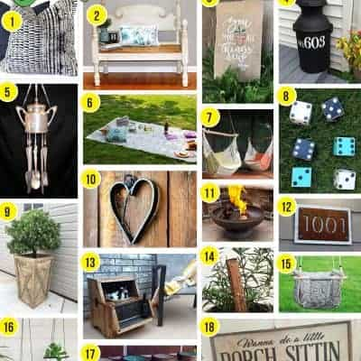 Outdoor Decor from Etsy | Decorate Your Yard For Summer