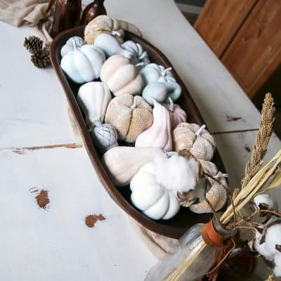 Budget Friendly Fall Table Decorations To Create Rustic Fall Tablescape