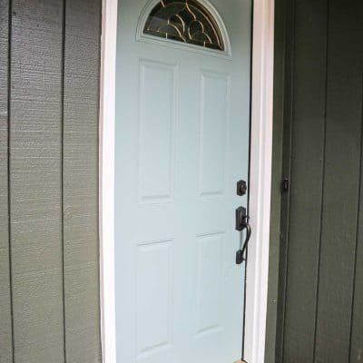 Choosing Front Door Paint Colors
