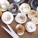 Easy Paper Flowers (Pen N' Paper Flowers for Tauni & Co)