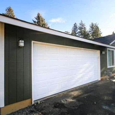 How To Paint Your Garage Door
