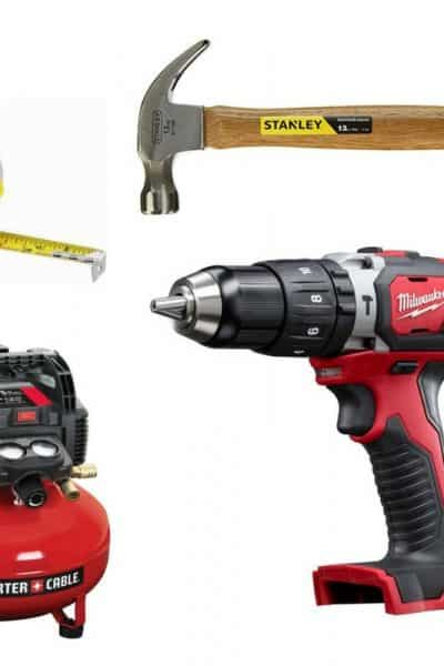 Must Have Tools for Renovations