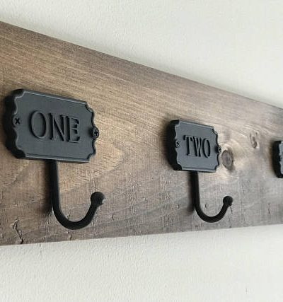 12 Industrial Home Decor Pieces You Need From Etsy