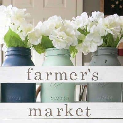 10 Farmhouse Decor Ideas For Spring You've Got To Steal