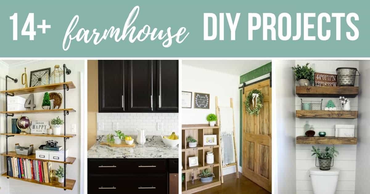 Are You Ready To See These Joanna Gaines Inspired Farmhouse Diy Ideas