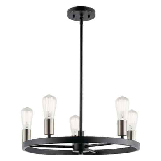 Kichler Brooklyn 44195 Chandelier from Hayneedle