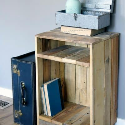 10 Pallet Wood Projects You Can DIY