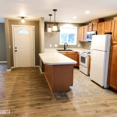 Our First Fixer Upper: Before and After Home Renovations (Picture Tour)