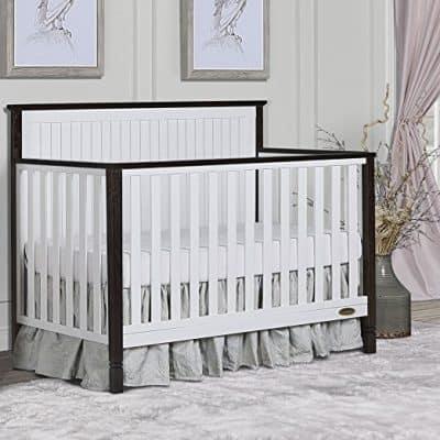 Modern Farmhouse Baby Nursery Inspiration