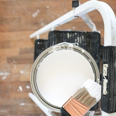 The Best Order of Painting A Room & Other Interior Painting Tips