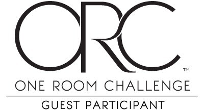 We joined in on the One Room Challenge to makeover our guest bathroom