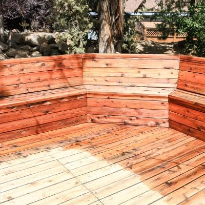 How To Restore A Deck That Has Been Neglected