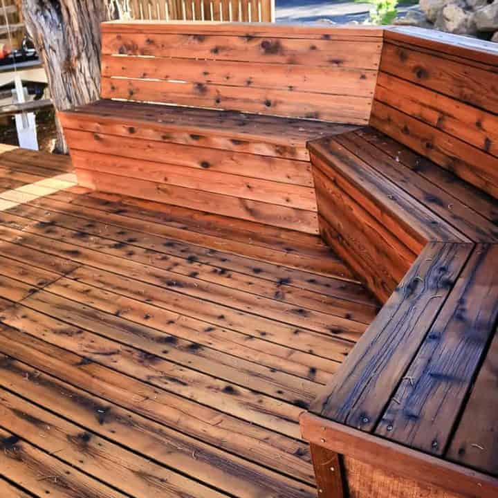 How To Refinish a Wood Deck