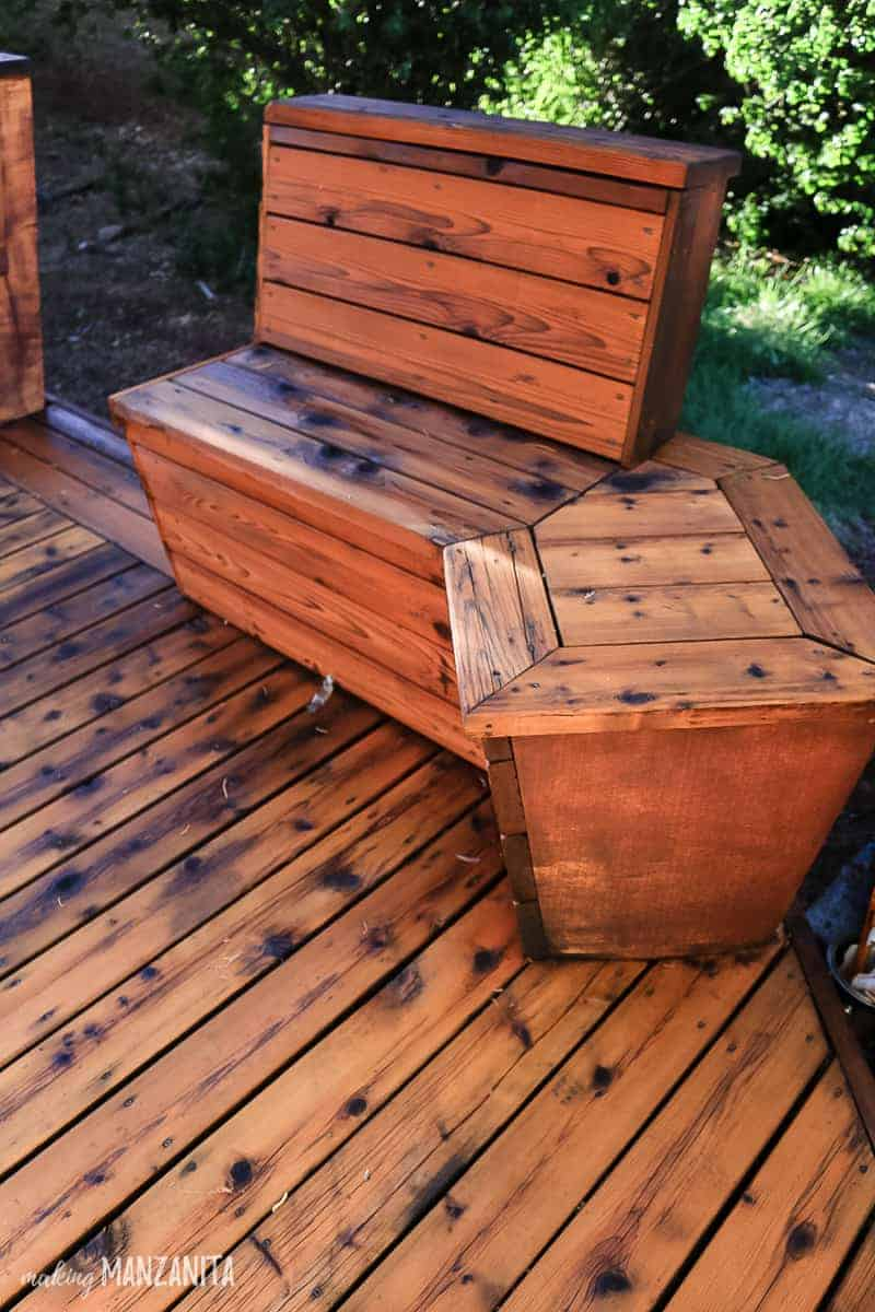 Wood deck sealer tutorial