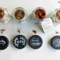 DIY Spice Rubs from Making Manzanita (That's Me!)