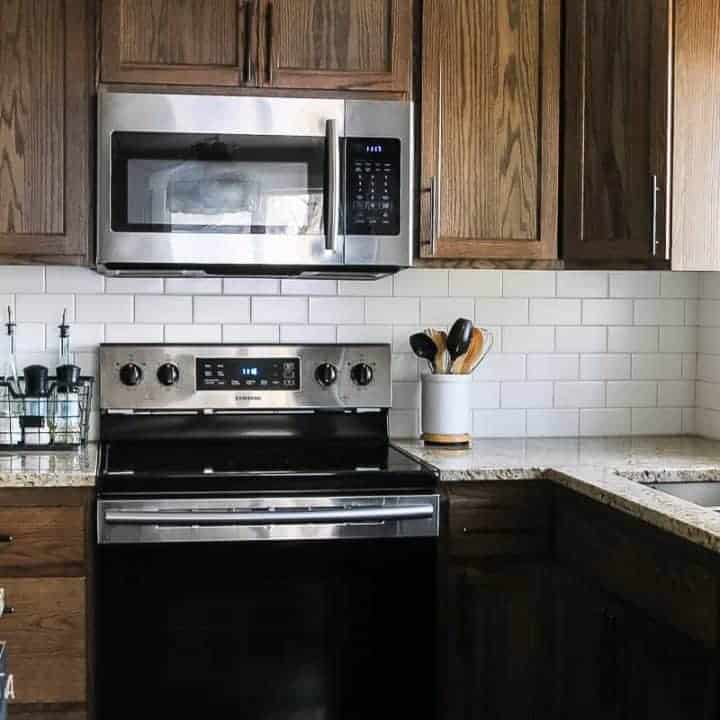 How To Install Subway Tile Backsplash Video Tutorial Included